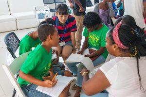 JAMAICAN CHILDREN VISIT JAPAN TO REPRESENT WESTMORELAND, JAMAICA