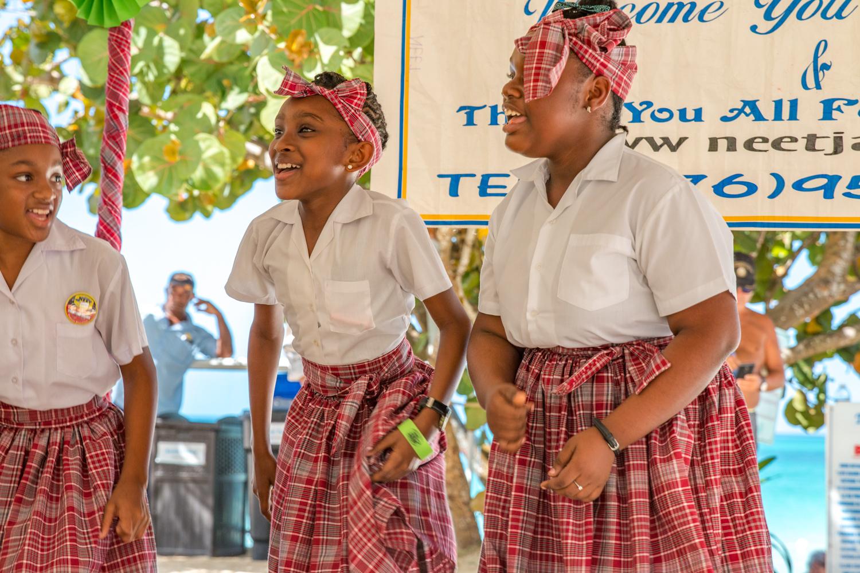 Students perform